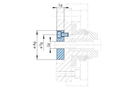 LBDF Baugruppe-Handspannung
