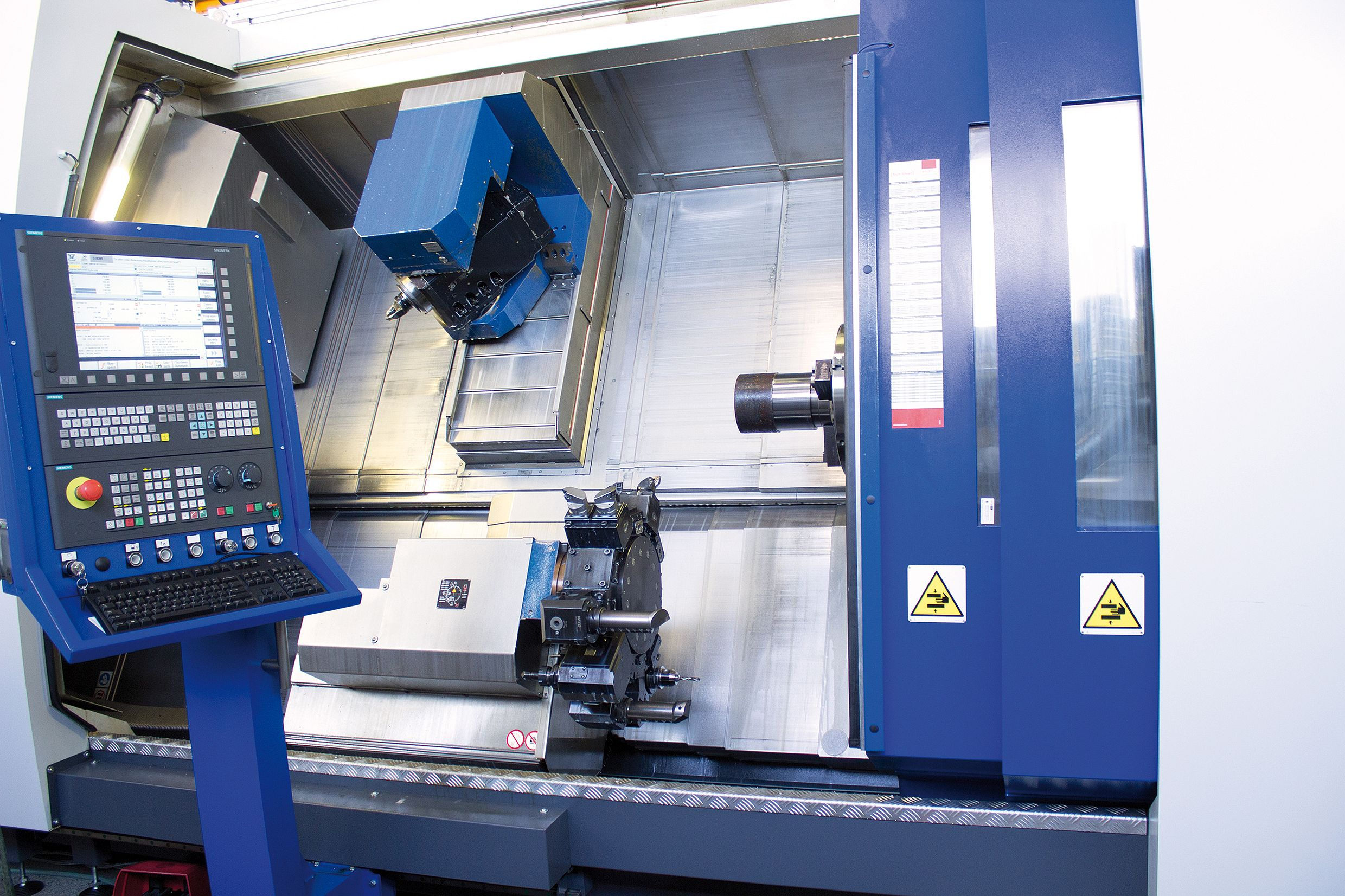 RINGSPANN components for machine tool construction