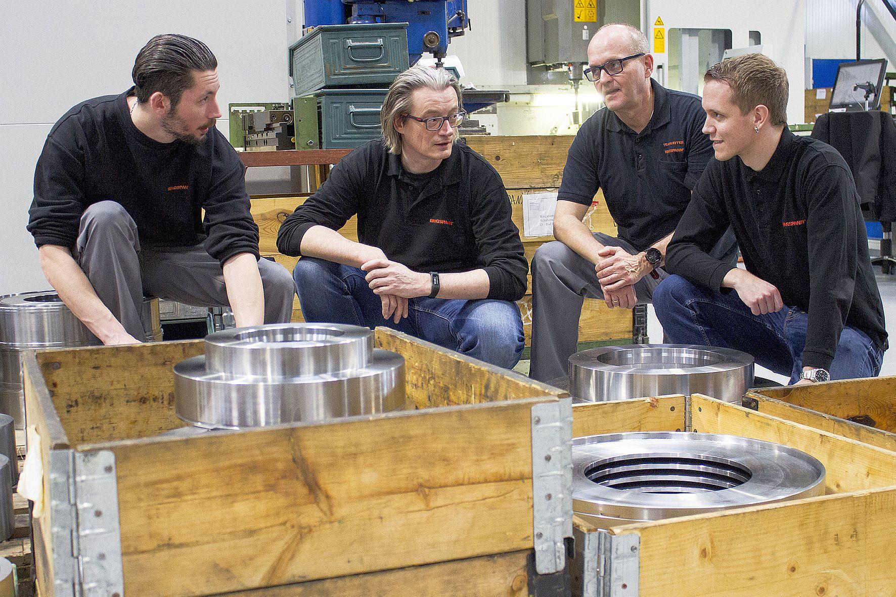 RINGSPANN freewheeling experts
