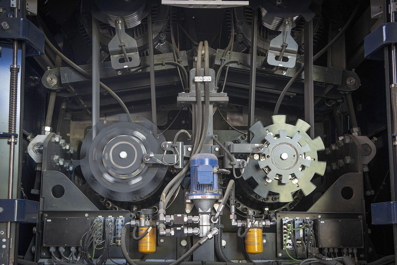 RINGSPANN's RSHD in the shredder of Lindner Recyclingtech