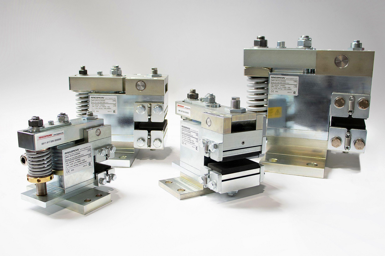range of EV/EH electromagnetic disc brakes