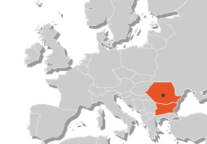 europe romania-bulgaria