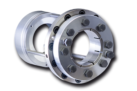 Clamping Systems for torque motors